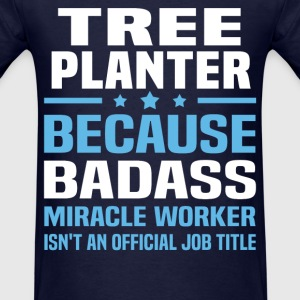 Tree Planter Tshirt - Men's T-Shirt