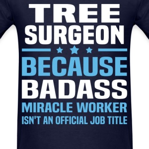 Tree Surgeon Tshirt - Men's T-Shirt