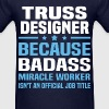 Truss Designer Tshirt - Men's T-Shirt