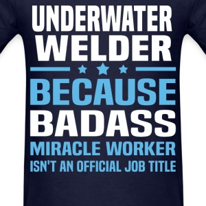 Underwater Welder Tshirt - Men's T-Shirt
