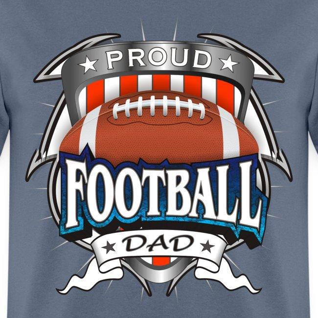 Proud Football Dad