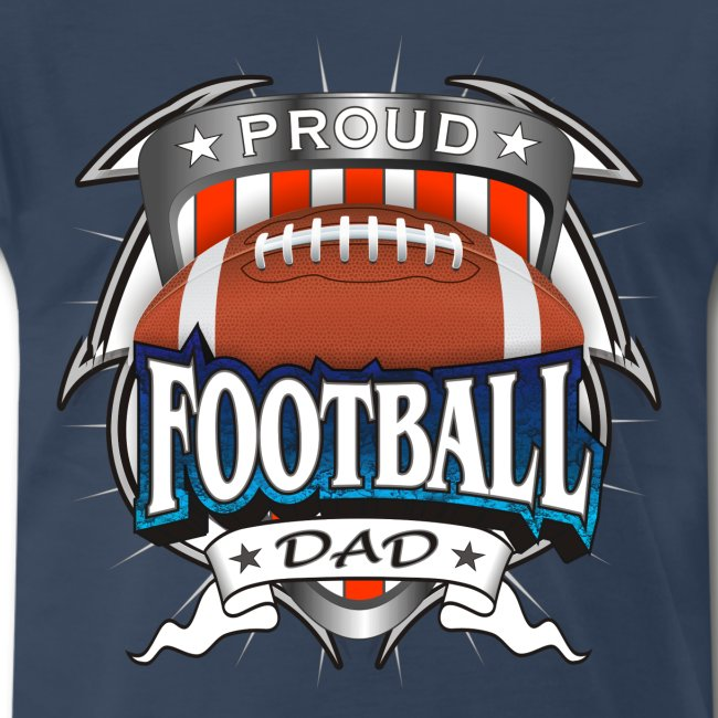 Proud Football Dad