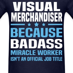 Visual Merchandiser Tshirt - Men's T-Shirt