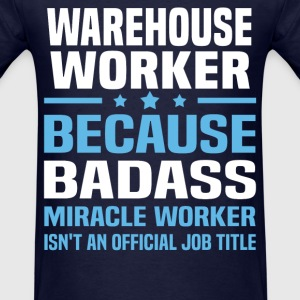 Warehouse Worker Tshirt - Men's T-Shirt