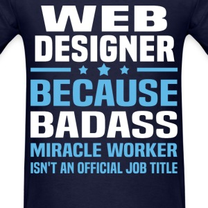 Web Designer Tshirt - Men's T-Shirt