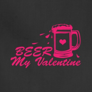 Beer My Valentine - Adjustable Apron