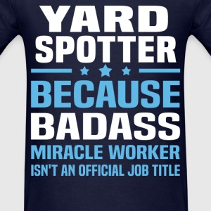 Yard Spotter Tshirt - Men's T-Shirt