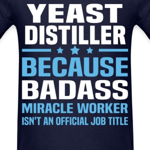 Yeast Distiller Tshirt - Men's T-Shirt