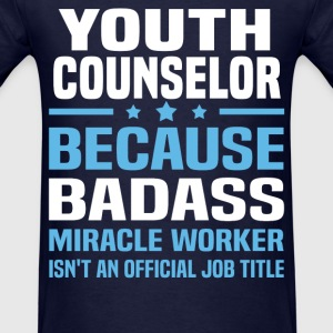 Youth Counselor Tshirt - Men's T-Shirt