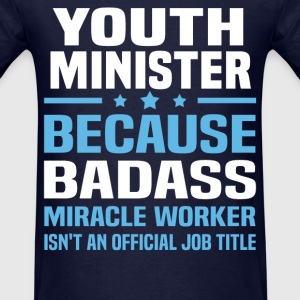 Youth Minister Tshirt - Men's T-Shirt