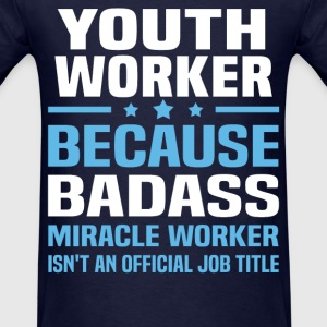 Youth Worker Tshirt - Men's T-Shirt
