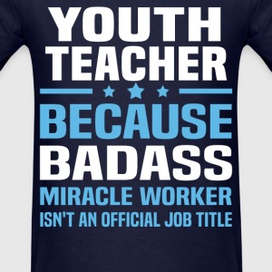 Youth Teacher Tshirt - Men's T-Shirt