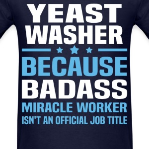 Yeast Washer Tshirt - Men's T-Shirt