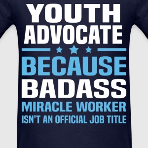 Youth Advocate Tshirt - Men's T-Shirt
