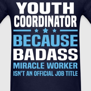 Youth Coordinator Tshirt - Men's T-Shirt
