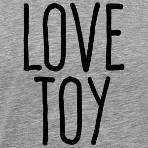 love toy T-Shirts - Men's Premium T-Shirt