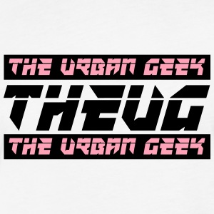 THEUG | The Urban Geek T-Shirts - Fitted Cotton/Poly T-Shirt by Next Level