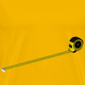 Measuring Tape - Men's Premium T-Shirt