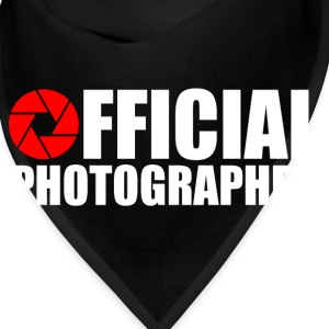 OFFICAL PHOTOGRAPHER Caps - Bandana