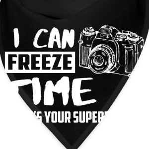 I can freeze time Caps - Bandana