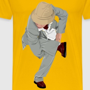 Break Dance - Men's Premium T-Shirt