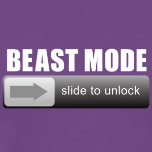 Unlock Your Inner Beast - Men's Premium T-Shirt