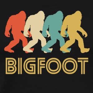Retro Bigfoot Pop Art - Men's Premium T-Shirt