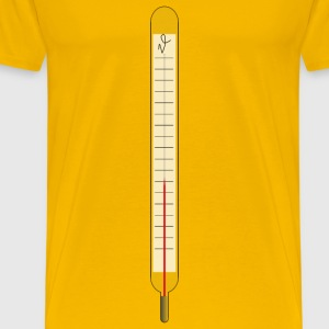 Thermometer - Men's Premium T-Shirt