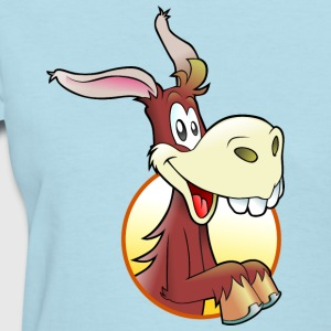cartoon mule T-Shirts - Women's T-Shirt
