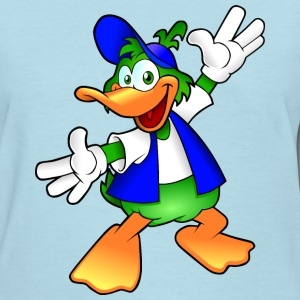 cartoon duck T-Shirts - Women's T-Shirt