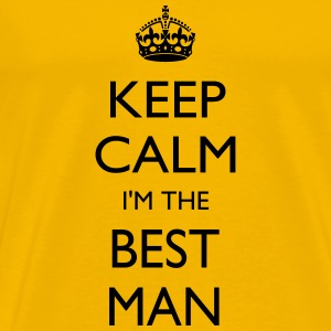 Best man - Men's Premium T-Shirt