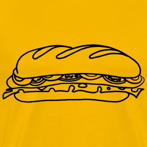 Sandwich - Men's Premium T-Shirt