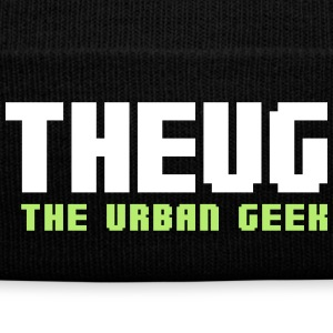 THEUG | The Urban Geek Sportswear - Knit Cap with Cuff Print