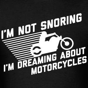 I'm Not Snoring T-Shirts - Men's T-Shirt