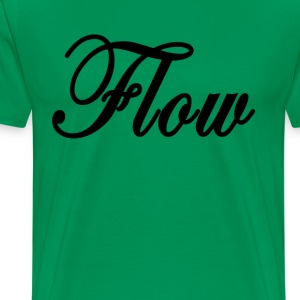 flow_ - Men's Premium T-Shirt