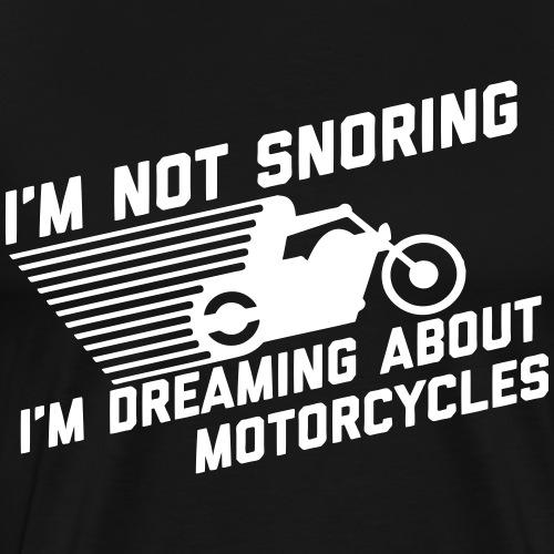 I'm Not Snoring