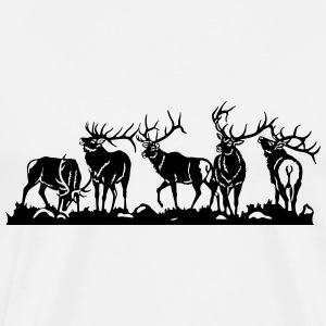 elks - Men's Premium T-Shirt