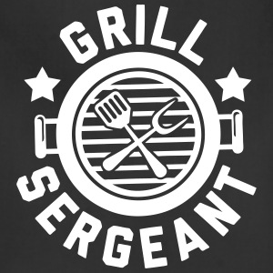 Grill Sergeant Aprons - Adjustable Apron