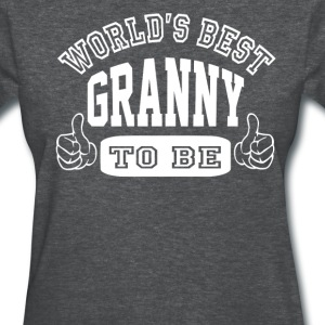 Granny To Be - Women's T-Shirt