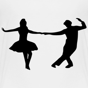 dancing couple Baby & Toddler Shirts - Toddler Premium T-Shirt