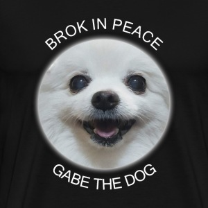 Gabe The Dog - Men's Premium T-Shirt