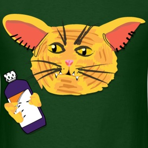 codeine cat T-Shirts - Men's T-Shirt