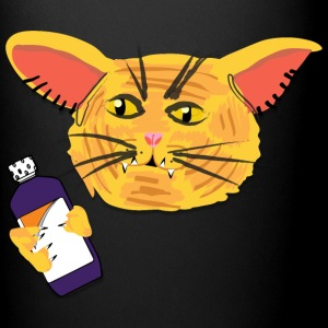 codeine cat Mugs & Drinkware - Full Color Mug