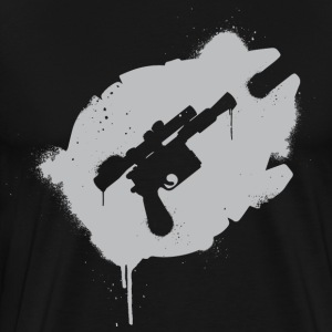 Blaster Splatter - Men's Premium T-Shirt