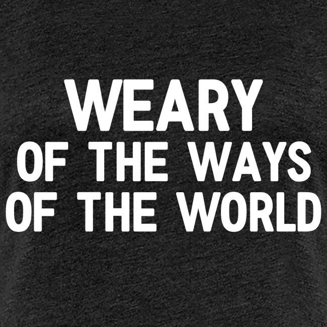 Weary - Women's