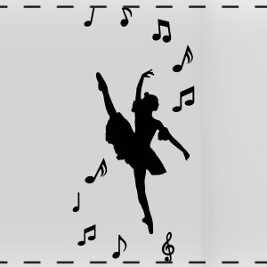 Dancer, Ballet dancer, Ballerina Mugs & Drinkware - Panoramic Mug