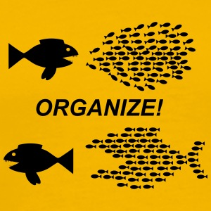 Organize - Men's Premium T-Shirt