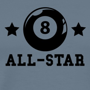Billiards All Star - Men's Premium T-Shirt
