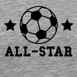 Soccer All Star - Men's Premium T-Shirt