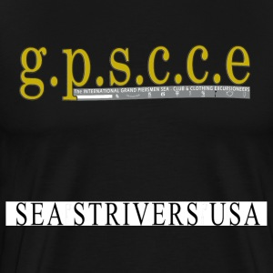 sea strivers GP T-Shirts - Men's Premium T-Shirt